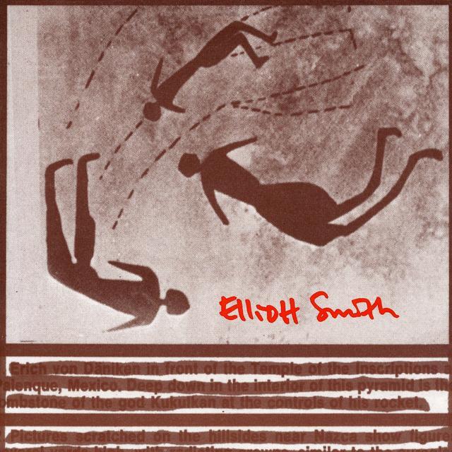 Elliott Smith NEEDLE IN THE HAY Vinyl Record