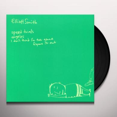 Elliott Smith SPEED TRIALS Vinyl Record
