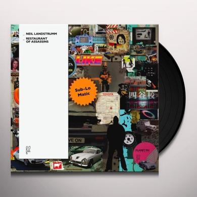 Neil Landstrumm RESTAURANT ASSASSINS Vinyl Record