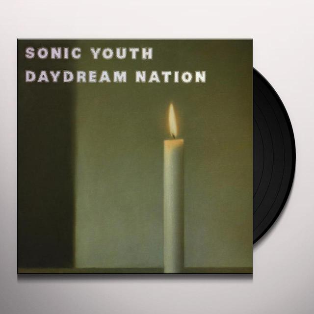 Sonic Youth DAYDREAM NATION (W/BOOK) Vinyl Record - Remastered, Reissue