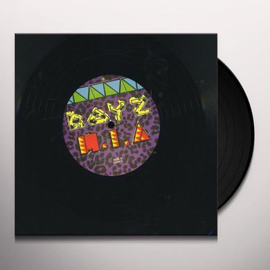 M.I.A BOYZ (X3) (Vinyl)
