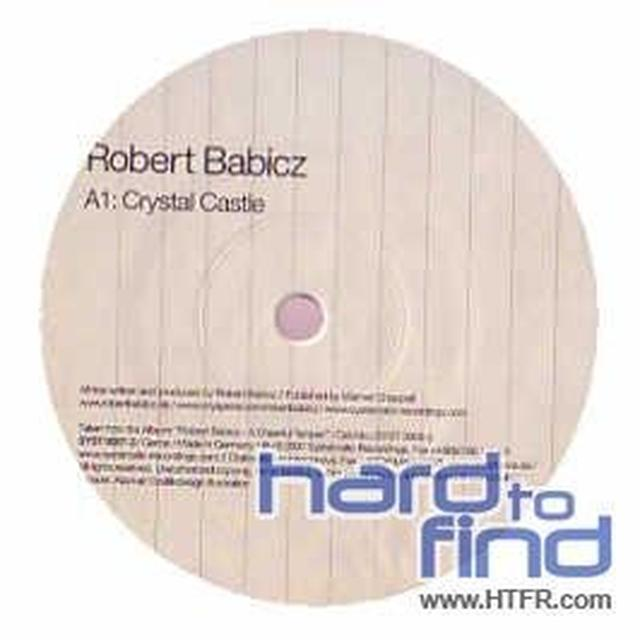 Robert Babicz CRYSTAL CASTLE / NEOREPLICATOR / LIQUID TITAN (EP) Vinyl Record