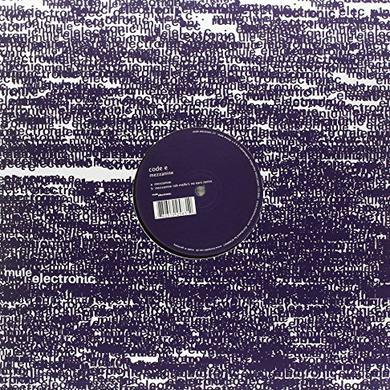 Code E MEZZANINE Vinyl Record
