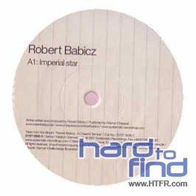 Robert Babicz IMPERIAL STAR / TARJA'S DREAM Vinyl Record