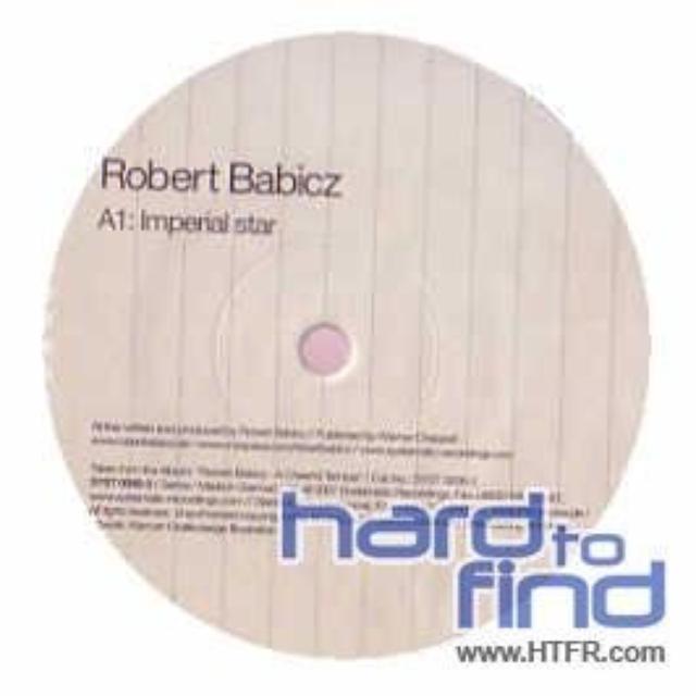 Robert Babicz IMPERIAL STAR / TARJA'S DREAM Vinyl Record