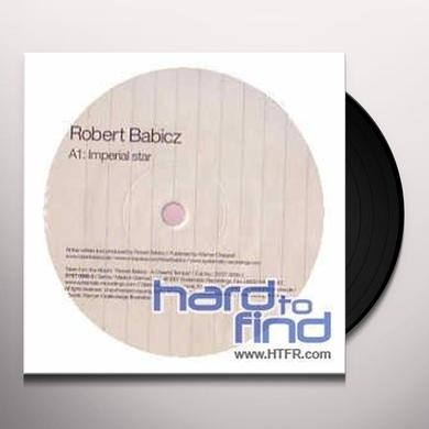 Robert Babicz IMPERIAL STAR / TARJA'S DREAM (EP) Vinyl Record