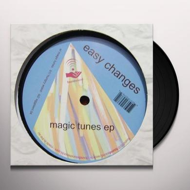 Easy Changes MAGIC TUNES (EP) Vinyl Record