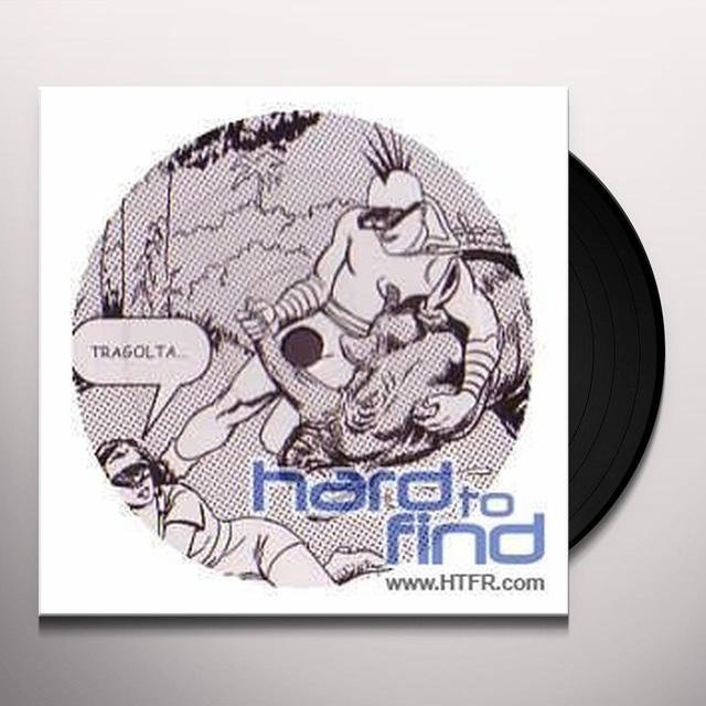 Kiko TRAGOLTA (EP) Vinyl Record