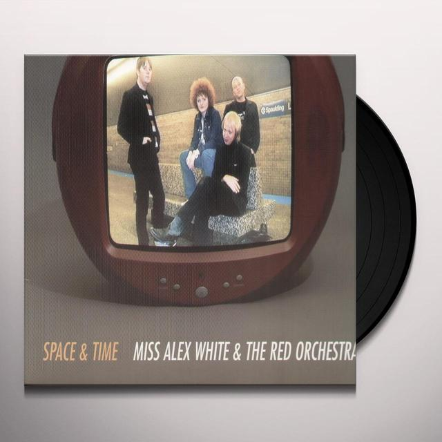 Alex Miss White & Red Orchestra SPACE & TIME Vinyl Record