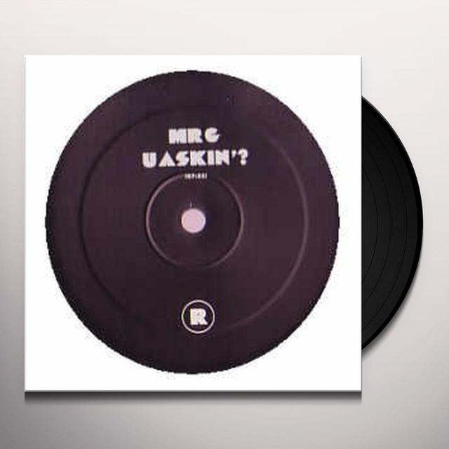 Mr. G U ASKIN Vinyl Record