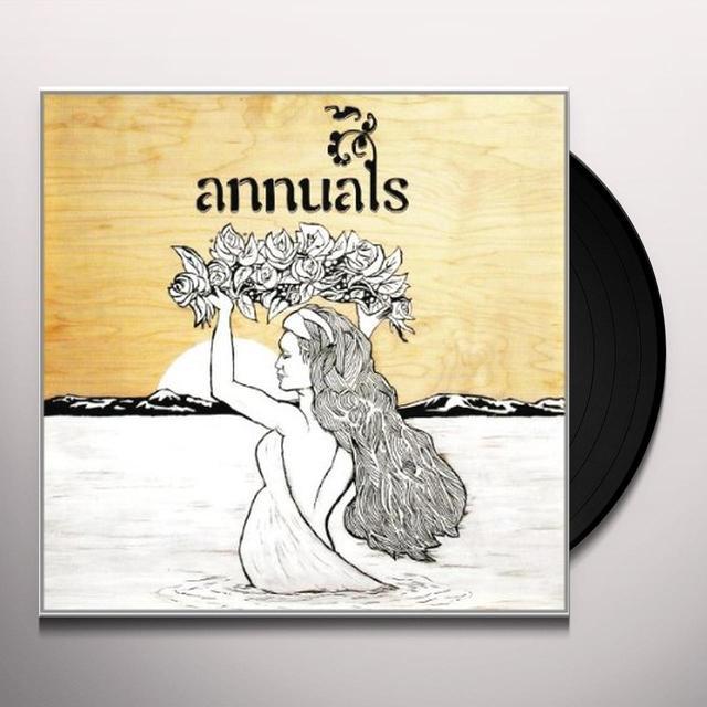 Annuals FAIR / SWING LOW Vinyl Record
