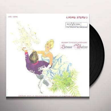 J. / Reiner Strauss STRAUSS: WALTZES Vinyl Record