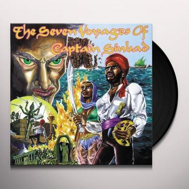 SEVEN VOYAGES OF CAPTAIN SINBAD Vinyl Record