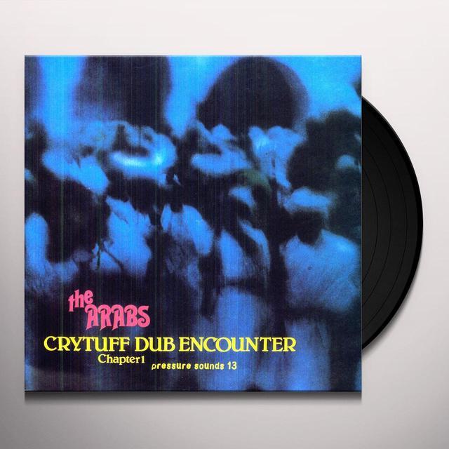 PRINCE FAR I & ARABS CRYTUFF DUB ENCOUNTER: CHAPTER ONE Vinyl Record