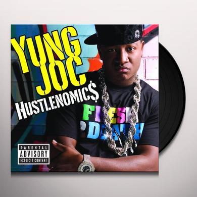 Yung Joc HUSTLENOMICS Vinyl Record