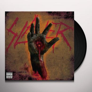 Slayer CHRIST ILLUSION Vinyl Record