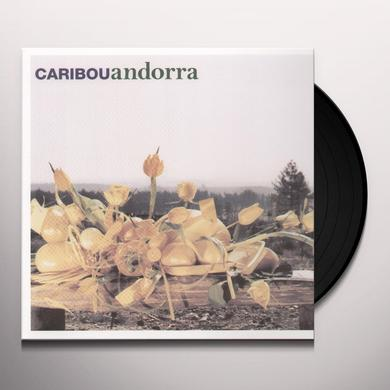 Caribou ANDORRA Vinyl Record