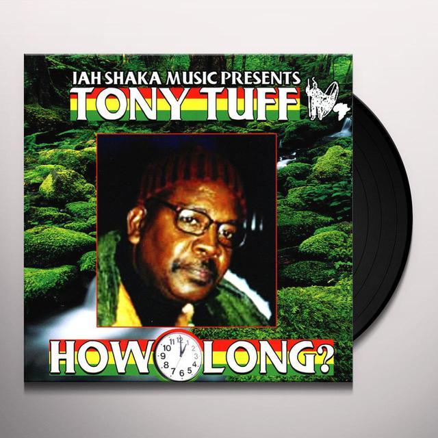 Tony Tuff