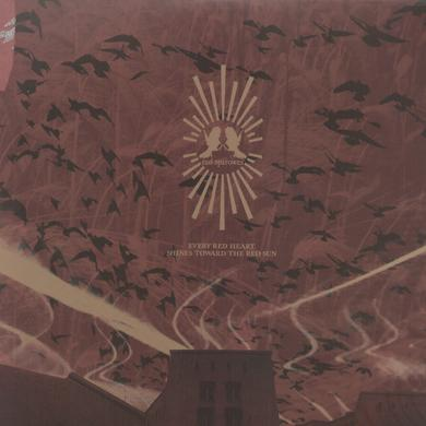 Re Sparowes EVERY RED HEART SHINES TOWARD THE RED SUN Vinyl Record