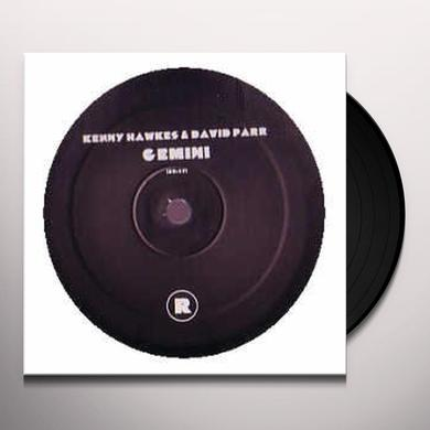 Kenny Hawkes / David Parr GEMINI (EP) Vinyl Record