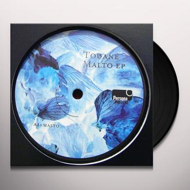Touane MALTO (EP) Vinyl Record