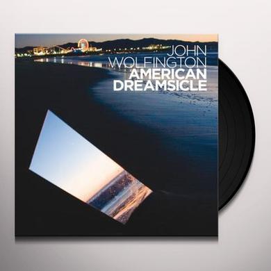 John Wolfington AMERICAN DREAMSICLE Vinyl Record