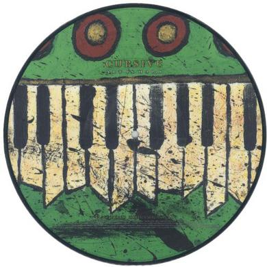 Cursive RECLUSE / ART IS HARD Vinyl Record