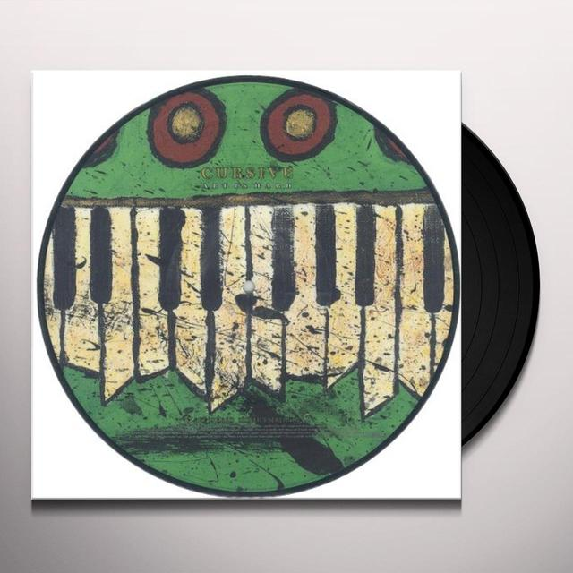 Cursive RECLUSE / ART IS HARD Vinyl Record - 10 Inch Single