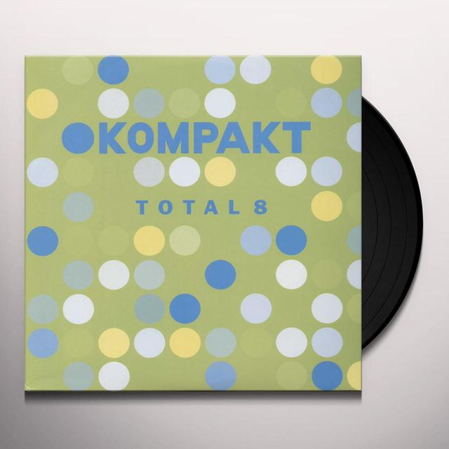 KOMPAKT TOTAL 8 / VARIOUS Vinyl Record