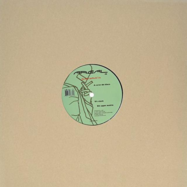Basteroid ERROR DEL DISCO Vinyl Record