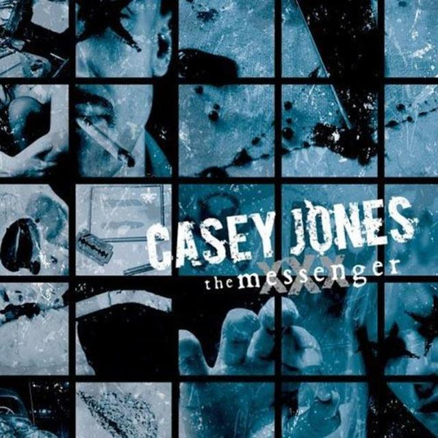 Casey Jones MESSENGER Vinyl Record