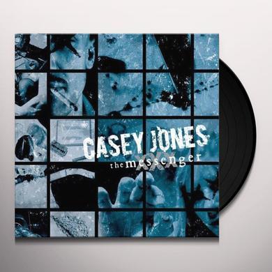 Casey Jones MESSENGER Vinyl Record