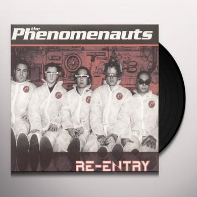 Phenomenauts RE-ENTRY Vinyl Record - Limited Edition