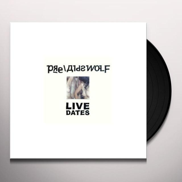 Pre Aids Wolf LIVE DATES: BOOTLEG Vinyl Record
