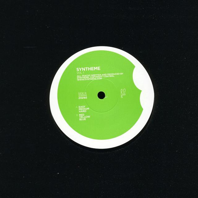 Syntheme VOLUME 1 Vinyl Record