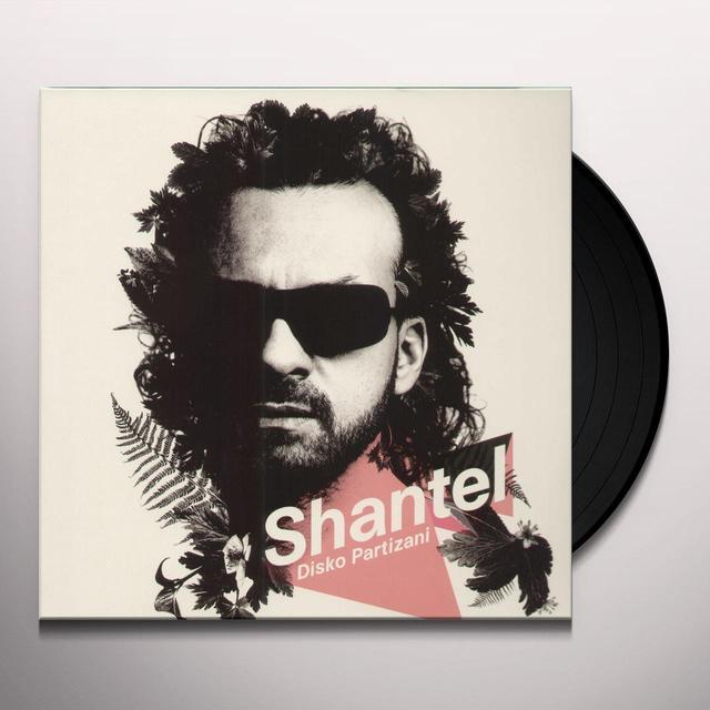 Shantel DISKO PARTIZANI Vinyl Record