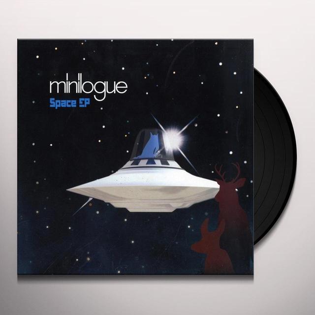Minilogue SPACE (EP) Vinyl Record