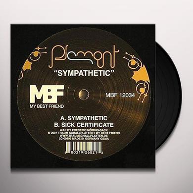 Piemont SYMPATHETIC (EP) Vinyl Record