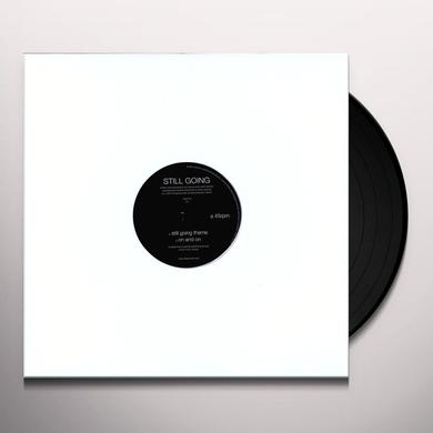 STILL GOING THEME Vinyl Record