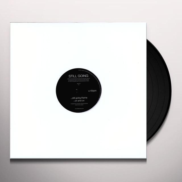 STILL GOING THEME Vinyl Record