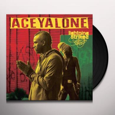 Aceyalone LIGHTNING STRIKES Vinyl Record