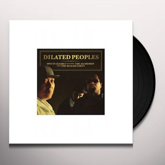 Dilated Peoples SPIT IT CLEARLY Vinyl Record