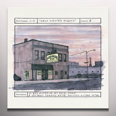Good Life HELP WANTED NIGHTS Vinyl Record - Colored Vinyl, 180 Gram Pressing