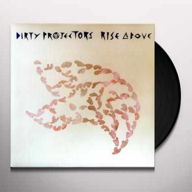 Dirty Projectors RISE ABOVE Vinyl Record