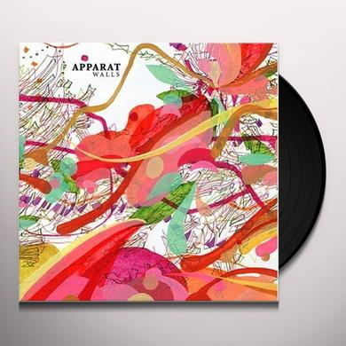 Apparat WALLS Vinyl Record