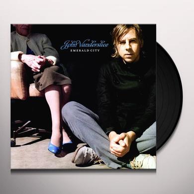 John Vanderslice EMERALD CITY Vinyl Record