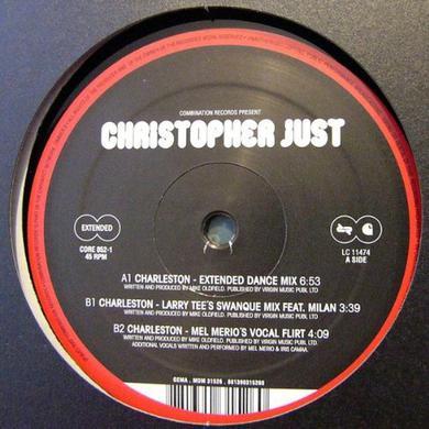 Christopher Just CHARLESTON Vinyl Record