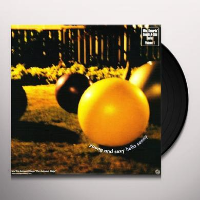 Awkward Stage / Young & Sexy MINT DOUBLE A-SIDES SERIES 1 Vinyl Record