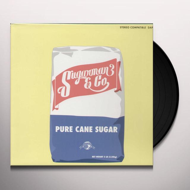 Sugarman 3 PURE SUGAR CANE Vinyl Record