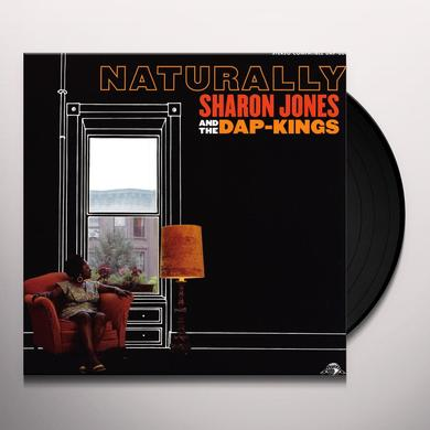 Sharon Jones & The Dap-Kings NATURALLY Vinyl Record